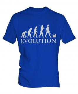 Pomeranian Evolution Mens T-Shirt