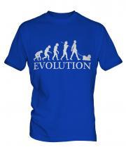 Shih Tzu Evolution Mens T-Shirt