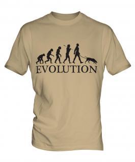 Vizsla Evolution Mens T-Shirt