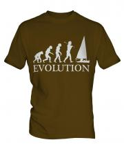 Sailing Evolution Mens T-Shirt