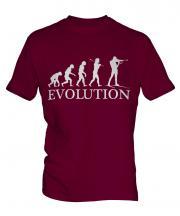Biathlon Evolution Mens T-Shirt
