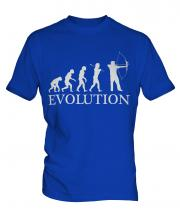 Archery Evolution Mens T-Shirt