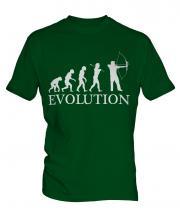 Archery Evolution Mens T-Shirt