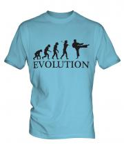 Karate Evolution Mens T-Shirt