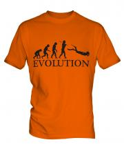 Scuba Diving Evolution Mens T-Shirt