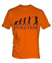 Golf Evolution Mens T-Shirt