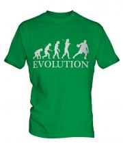 Basketball Player Evolution Mens T-Shirt