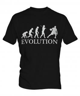 Basketball Player Evolution Mens T-Shirt