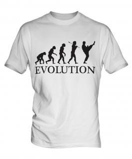 Taekwondo Evolution Mens T-Shirt