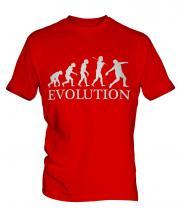 Discus Evolution Mens T-Shirt