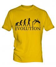 High Jump Evolution Mens T-Shirt