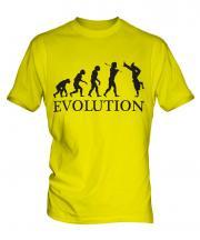 Break Dance Evolution Mens T-Shirt