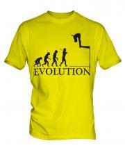 Diving Evolution Mens T-Shirt