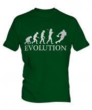 American Football Evolution Mens T-Shirt