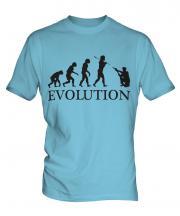 Us Cop Evolution Mens T-Shirt