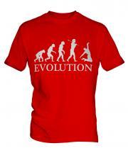 Artistic Dance Evolution Mens T-Shirt