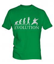 Martial Arts Evolution Mens T-Shirt