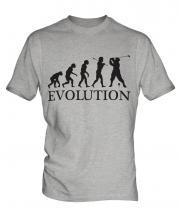 Classic Golfer Evolution Mens T-Shirt