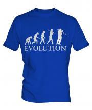 Trombone Player Evolution Mens T-Shirt