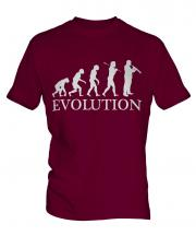 Bassoon Evolution Mens T-Shirt