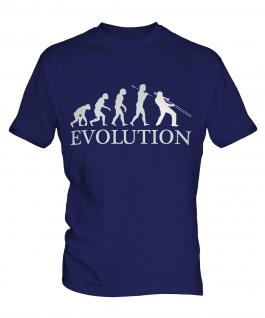 Jazz Trombone Player Evolution Mens T-Shirt