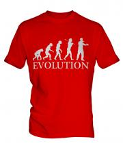 Rapper Evolution Mens T-Shirt