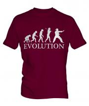 Aikido Evolution Mens T-Shirt