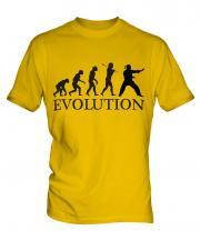 Aikido Evolution Mens T-Shirt