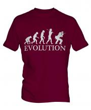 Paintball Evolution Mens T-Shirt