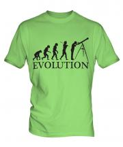 Astronomy Evolution Mens T-Shirt