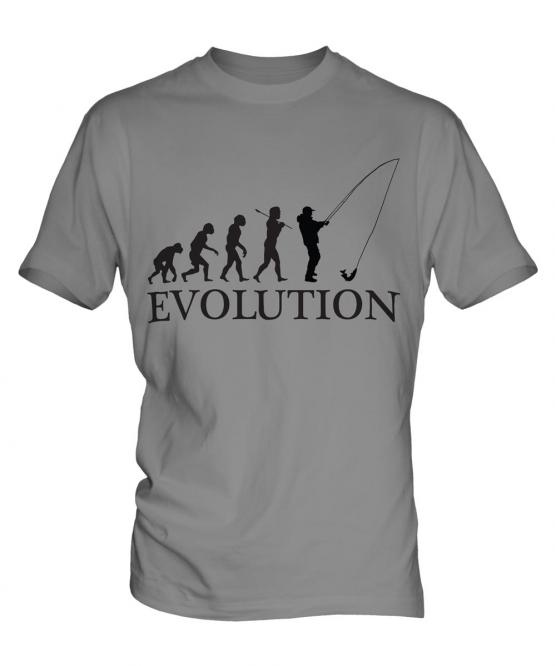 Angling Evolution Mens T-Shirt