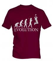 Volleyball Evolution Mens T-Shirt