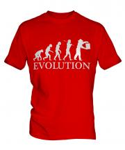 Beekeeper Evolution Mens T-Shirt