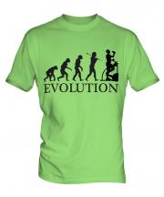 Cross Trainer Evolution Mens T-Shirt