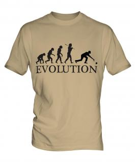 Bowls Evolution Mens T-Shirt