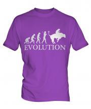 Rodeo Evolution Mens T-Shirt