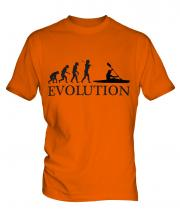 Kayak Evolution Mens T-Shirt