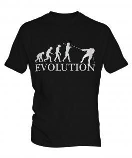 Canyoning Evolution Mens T-Shirt