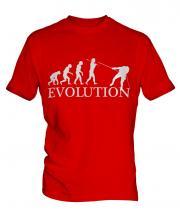 Canyoning Evolution Mens T-Shirt
