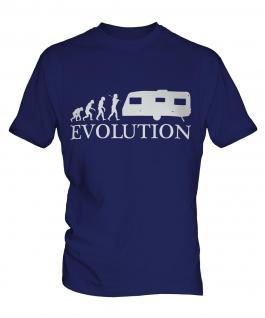 Caravan Evolution Mens T-Shirt