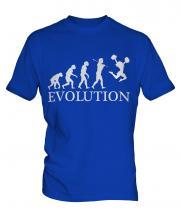 Cheerleader Evolution Mens T-Shirt