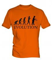 Chef Evolution Mens T-Shirt