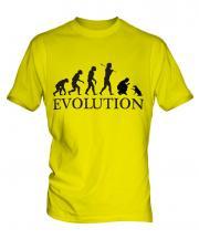 Dog Training Evolution Mens T-Shirt