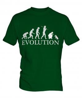 Dog Training Evolution Mens T-Shirt