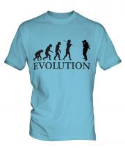 Photographer Evolution Mens T-Shirt