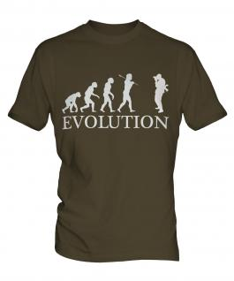 Photographer Evolution Mens T-Shirt