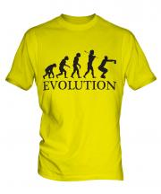 Fitness Evolution Mens T-Shirt