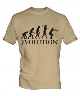 Fitness Evolution Mens T-Shirt