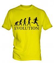 Orienteering Evolution Mens T-Shirt