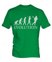 Lacrosse Evolution Mens T-Shirt